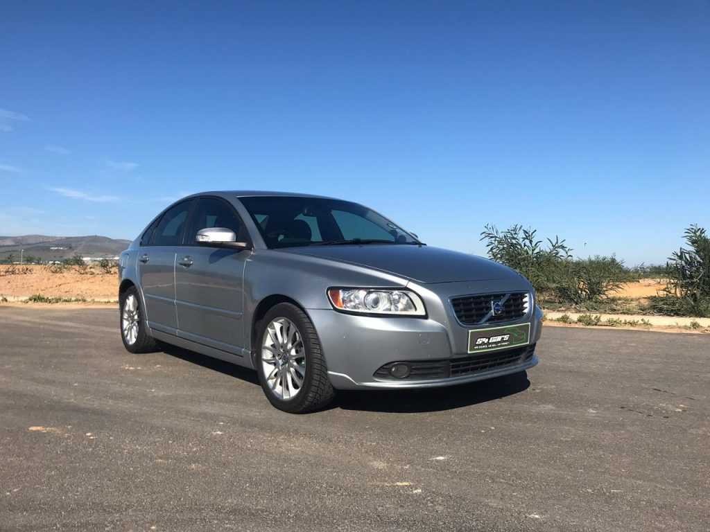 2008 Volvo S40 T5 Manual - S4 Cars